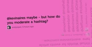 visible tweets screenshot