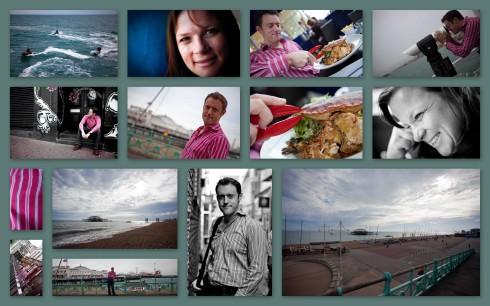 Brighton Montage